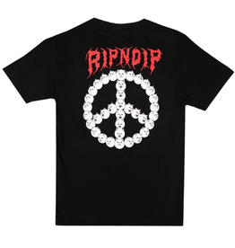 RIPNDIP Expression T-Shirt - Black