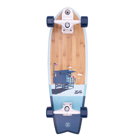 "ZFlex Surf Skate Bamboo 31"""