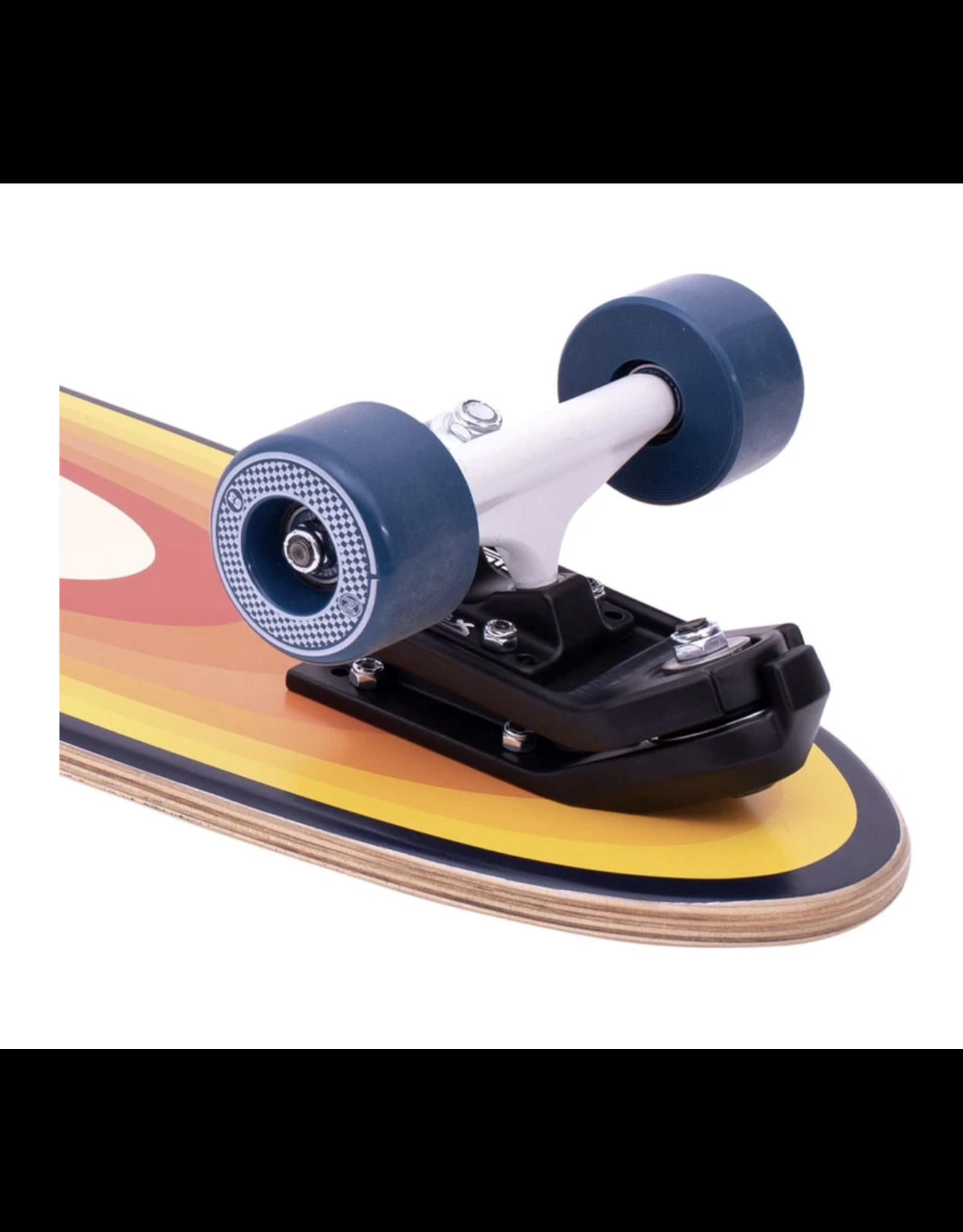 """ZFlex Surf Skate Longboard Surf-A-Gogo 37"""""""