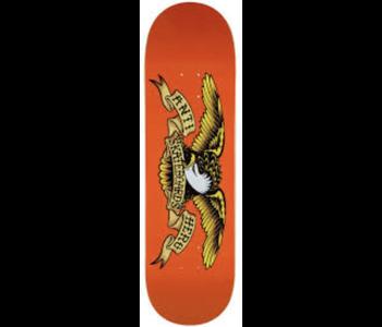 "Classic Eagle 9"" Deck - Orange"