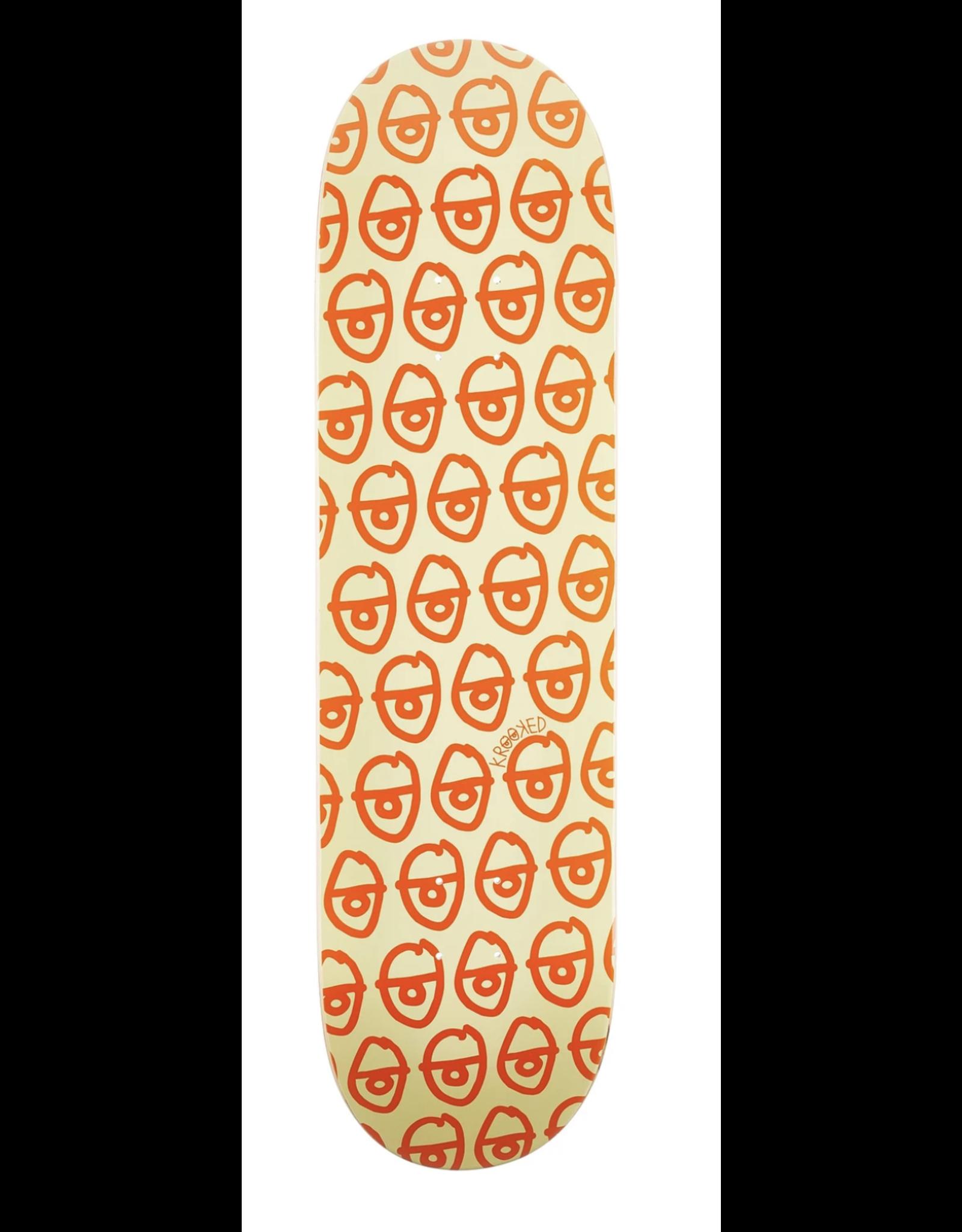 """Krooked Pewpils 8.38"""" - Orange"""