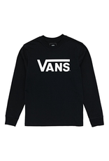 Vans Youth Classic Longsleeve - Black