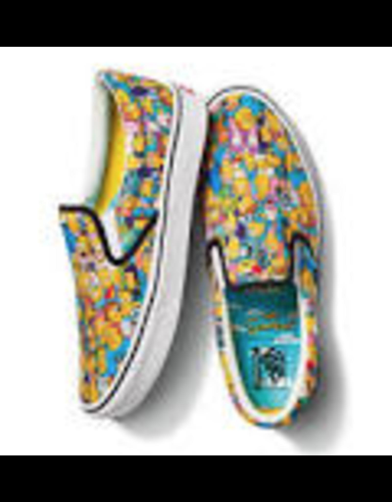 Vans The Simpsons ComfyCush Slip-on - Springfield