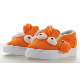 Vans The Simpsons Toddler Fish Slip-On V  - Blinky Orange