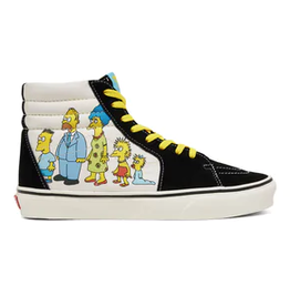 Vans The Simpsons SK8-Hi 1987 - 2020