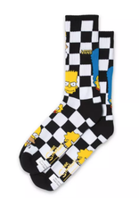 Vans Youth The Simpsons Family Crew Socks - Assorted