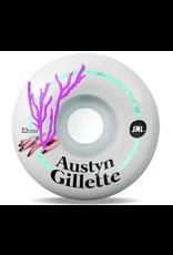sml. Wheels Tide Pools Austin Gyllette AG Formula 99a 52mm