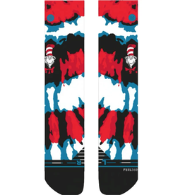 Stance Cat in The Hat Socks - Multi