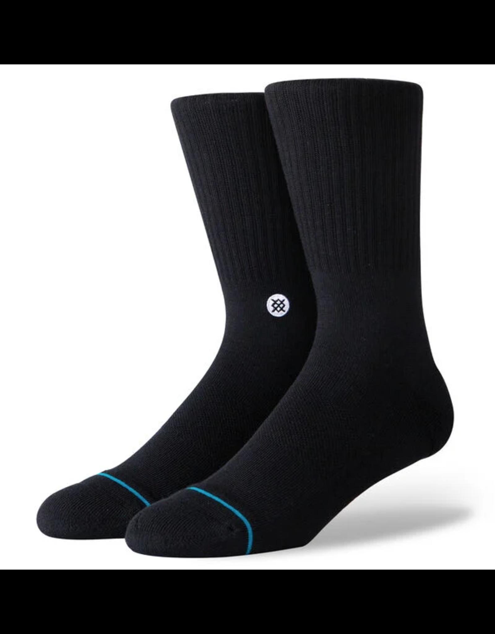 Stance Icon Socks - Black
