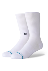 Stance Icon Socks - White