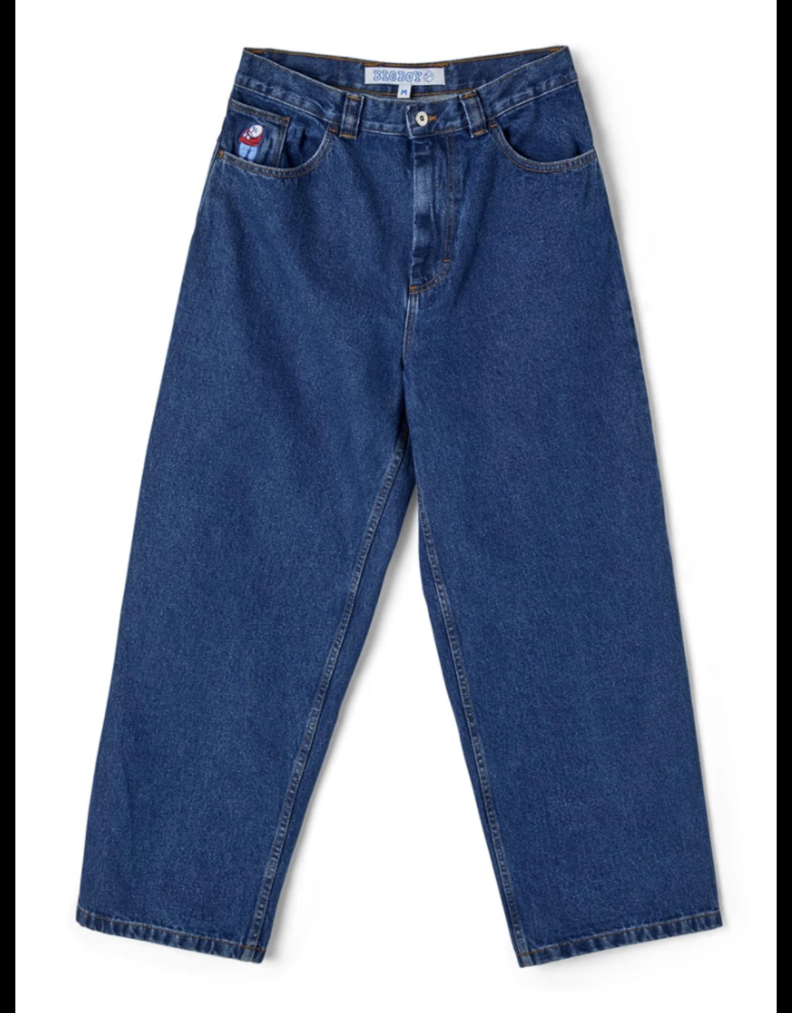 Polar Big Boy Jeans - Dark Blue