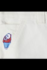 Polar Big Boy Canvas Jeans - Ivory