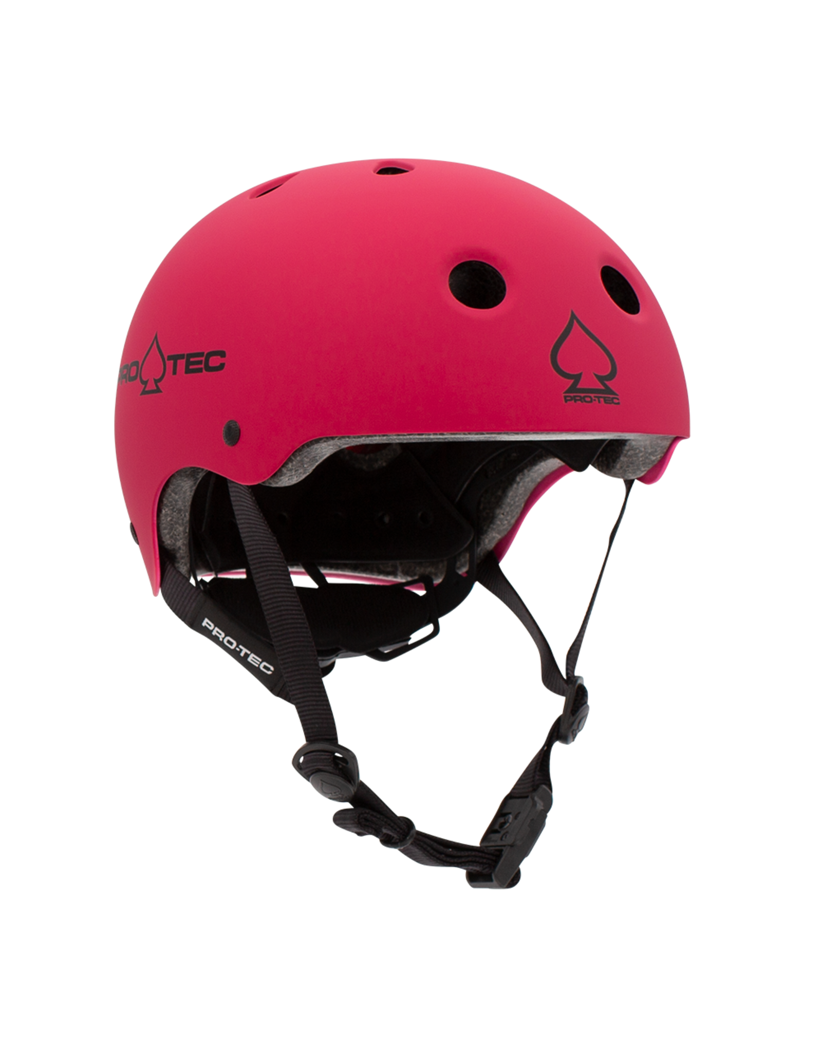 Pro-Tec Junior Classic Fit (Certified) - Matte Pink