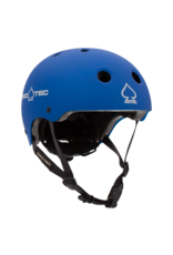 Pro-Tec Junior Classic Fit (Certified) - Matte Metallic Blue