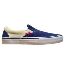 Vans Slip-On Pro - Sty Navy/Classic White