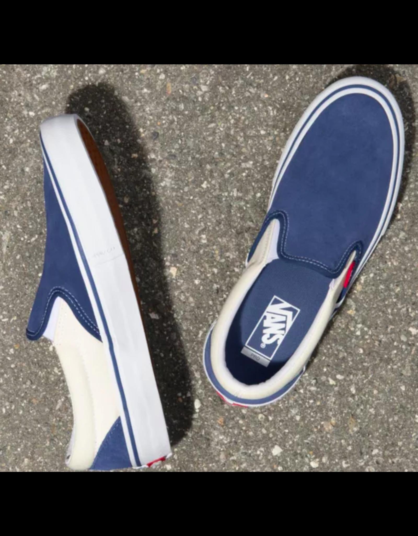 Vans Slip-On Pro - Sty Navy/Classic White