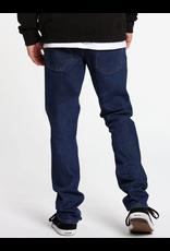 Volcom Vorta Slim Fit Jeans - Authentic Dark Stone