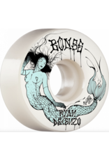 Bones Decenzo Mermaid STF V2 Locks 103A 52mm - White