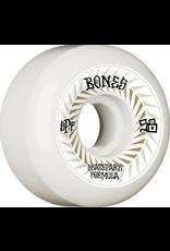 Bones Spines P5 SPF Sidecuts 81B 58mm - White