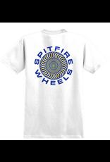 Spitfire Classic '87 Swirl Tee - White