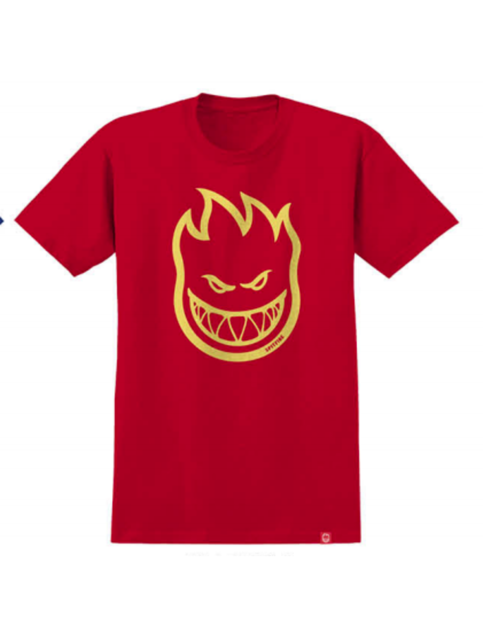 Spitfire Bighead Tee - Red