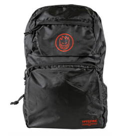 Spitfire Bighead Circle Packable Backpack - Black