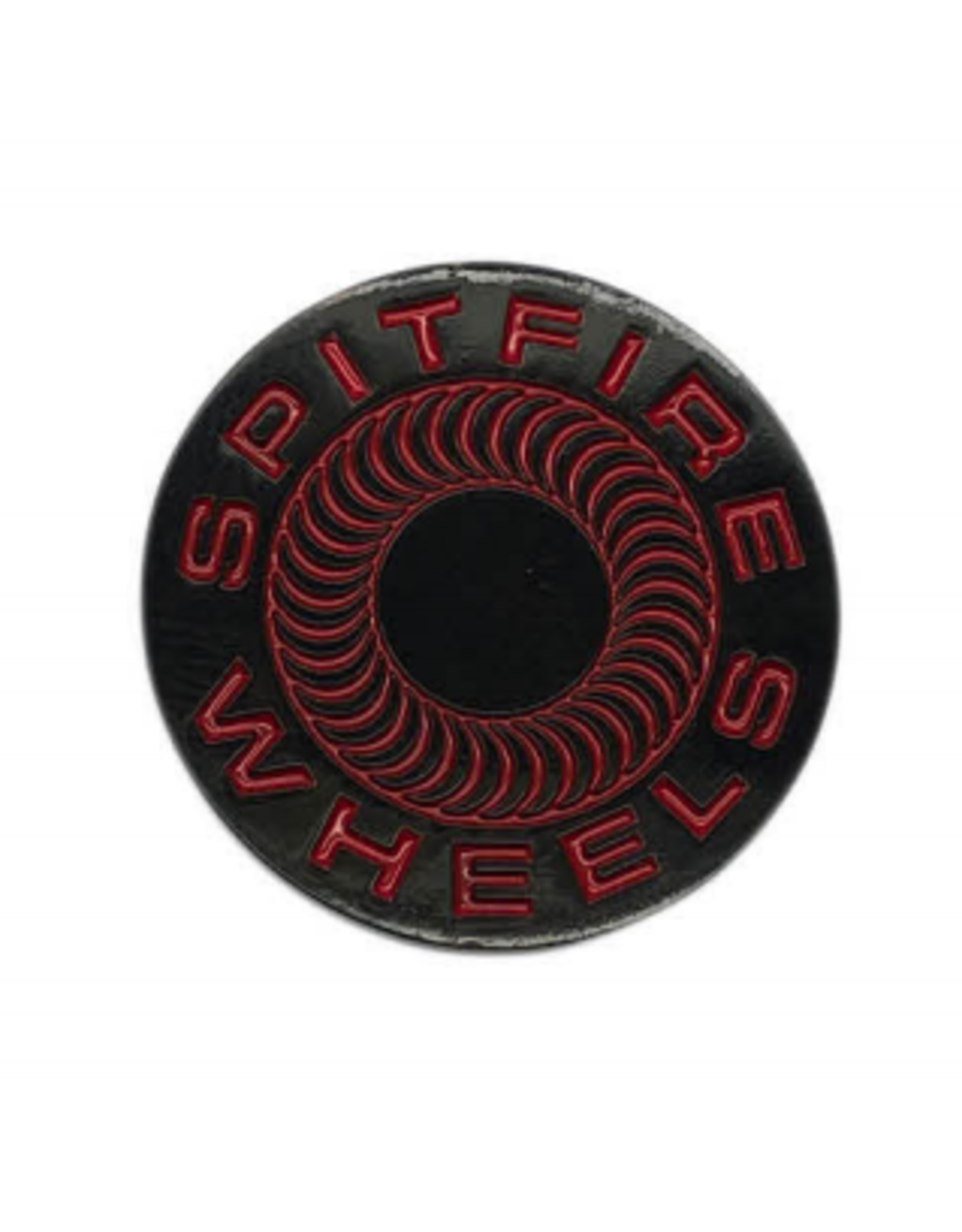 Spitfire Classic '87 Swirl Pin - Black