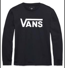 Vans Classic Longsleeve Boys - Black