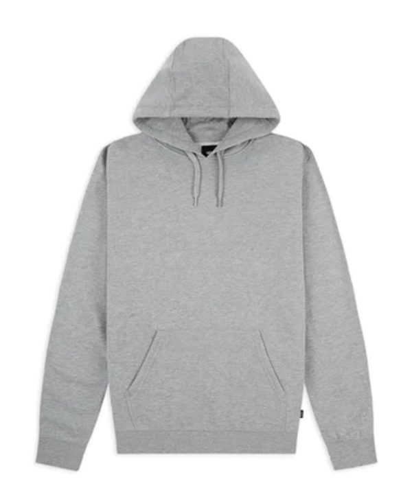 Basic Pullover - Cement Heather