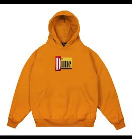 Dime Diner Hoodie - Orange