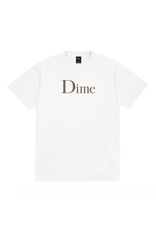 Dime Classic Logo T-Shirt - White
