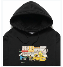 Chrystie Street Monsters Hoodie - Black