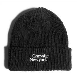 Chrystie Classic Logo Beanie - Various