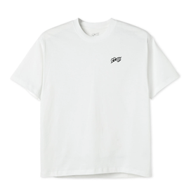 Last Resort AB Eyes Tee - White