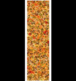 Skate Mental Pizza Veggie Grip Sheet - Multi