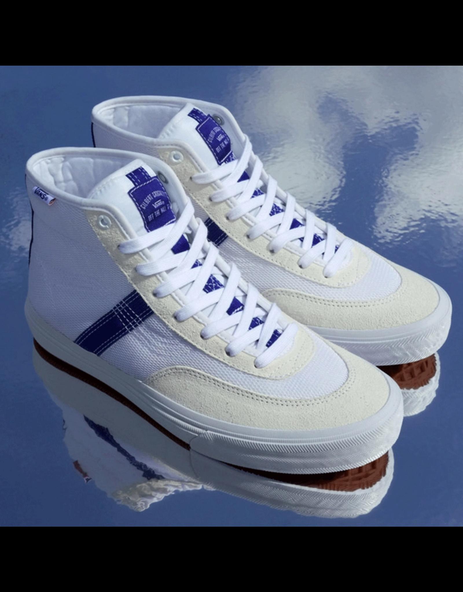 Vans x Quasi Crockett High Pro LTD - True White