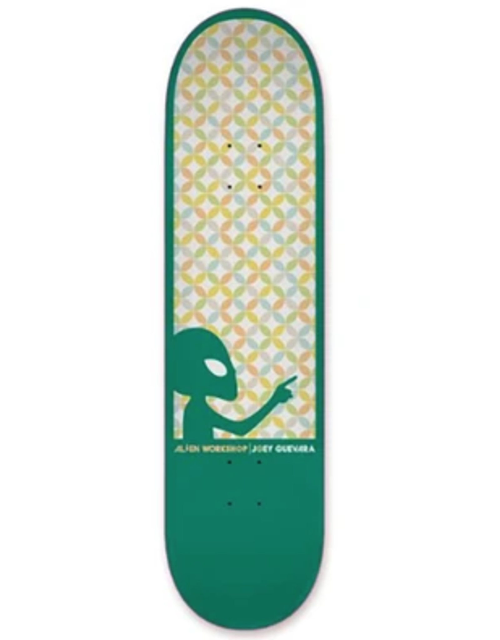 "Alien Joey Guevara 8.25"" - Astral Green"