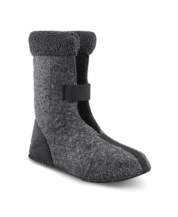 Standard MTE Snow Boots - Black/White