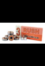 Rush Abec 3 Titanium Coated Bearings