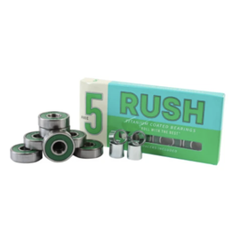 Rush Abec 5 Titanium Coated Bearings