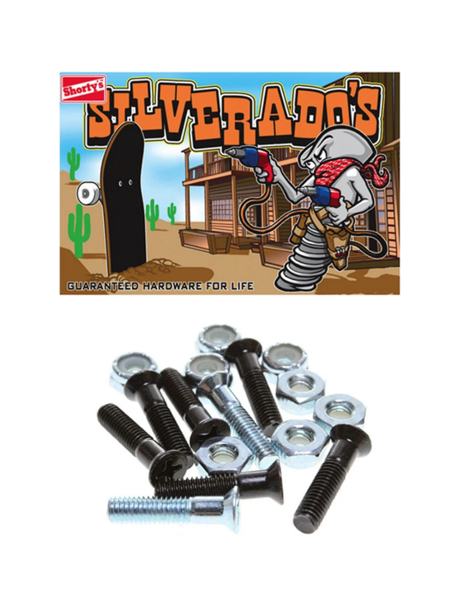 Shorty's Silverados Phillips 1""