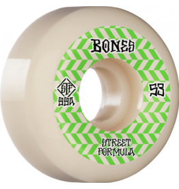 Bones STF Patterns Sidecut V5 99A 53mm - Natural