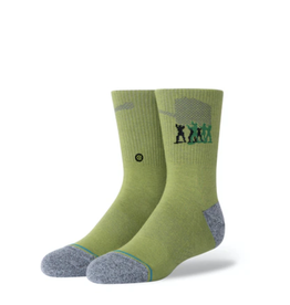 Stance Kids Pixar Army Men - Green