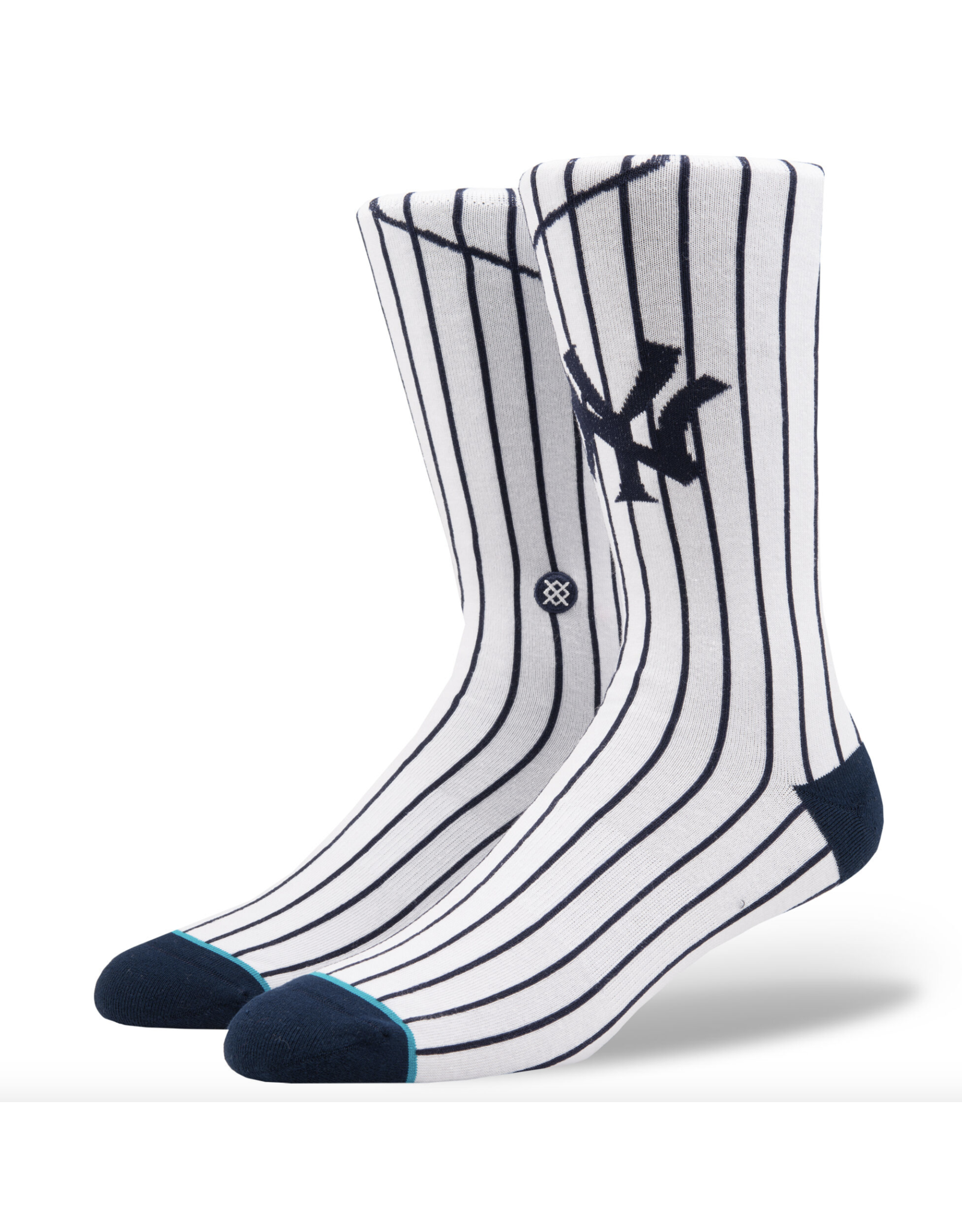 Stance MLB Yankees Home - White