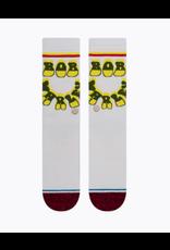 Stance Bob Marley Nine Mile Infiknit Socks - Canvas