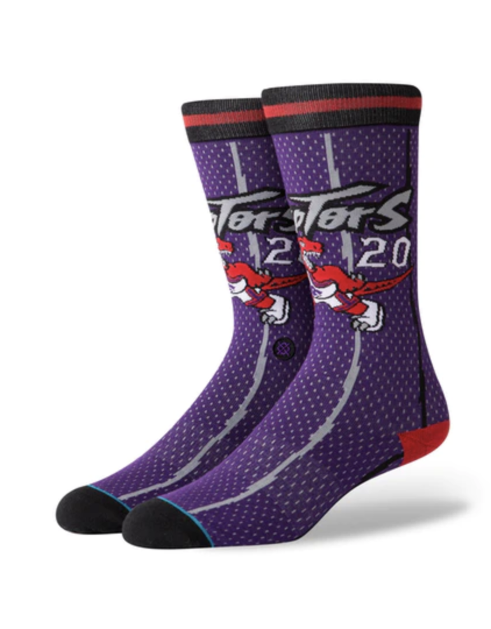 Stance NBA Raptors 96 HWC - Purple