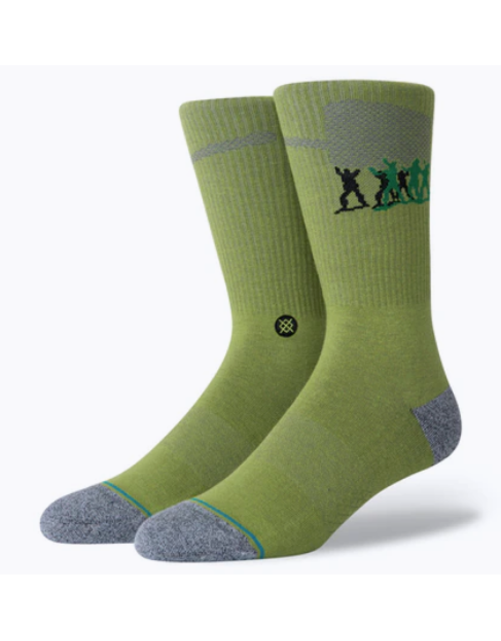 Stance Disney Pixar Army Men - Green