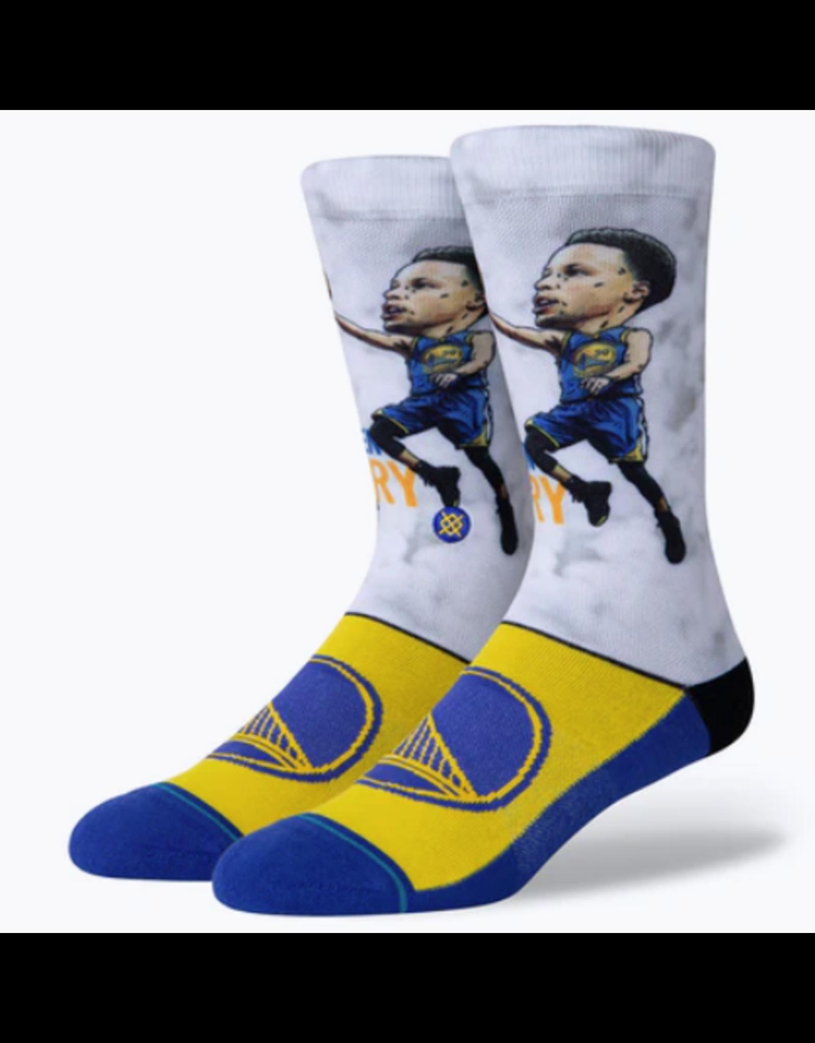 Stance NBA Steph Big Head - Blue