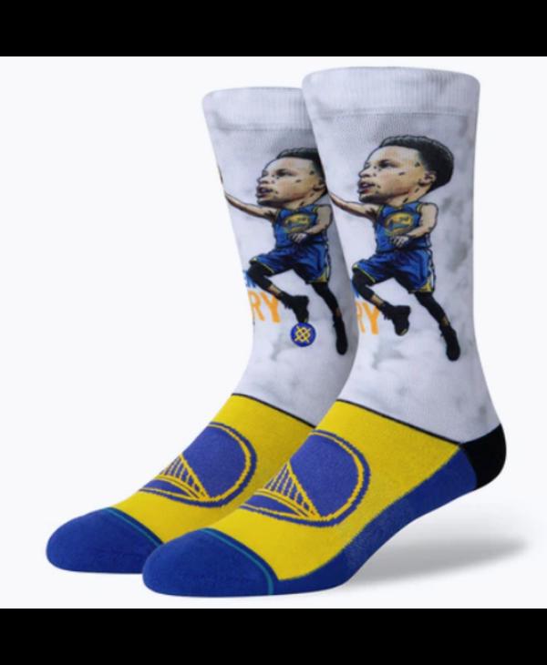 NBA Steph Big Head - Blue