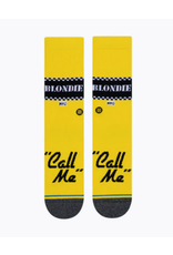 Stance Blondie Taxi Infiknit Socks - Yellow
